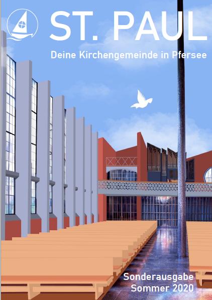 Gemeindebrief Pfingsten