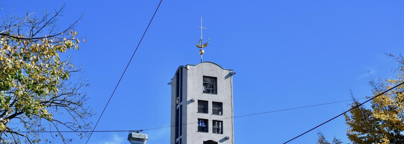 St. Paul Außenansicht